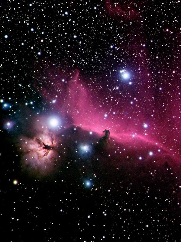 horsehead nebula jesus - photo #4